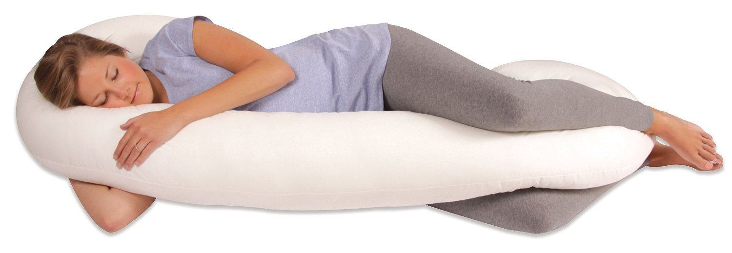Leachco Snoogle Total Body Pillow Review: Yay or Nay? 2
