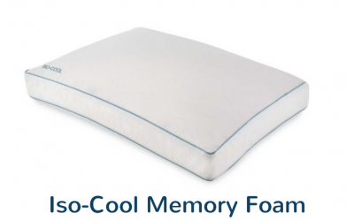 Iso Cool Memory Foam Pillow Review: Does it Live Up To The Hype?
