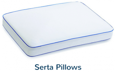 4 Best Serta Pillows 2020: In-Depth Reviews