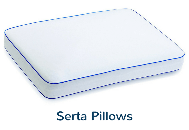 serta pillow reviews