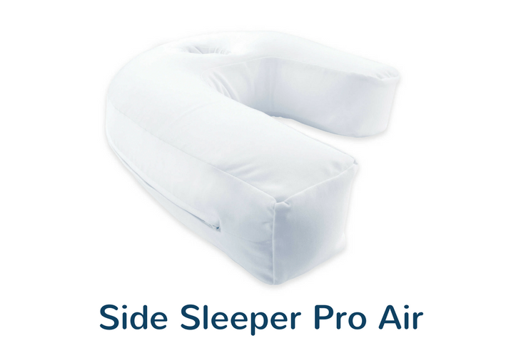 Side Sleeper Pro Air Pillow Review: How Good (or Bad) Is It?