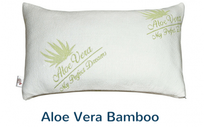 Aloe Vera Bamboo Pillow Review 2020 — Is it Worth Buying?