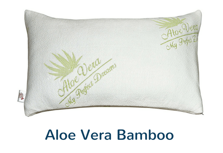 Aloe Vera Bamboo Pillow Review