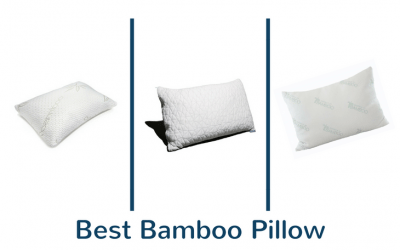 6 Best Bamboo Pillows 2020: Reviews + Buyer's Guide