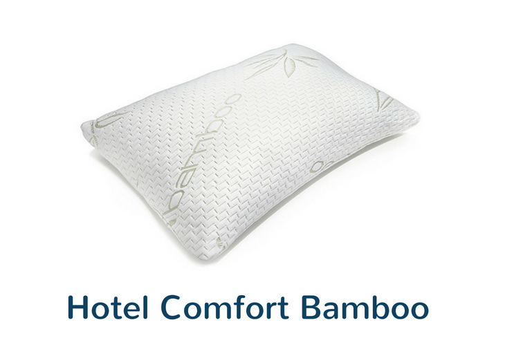 Hotel Comfort Bamboo Pillow Review