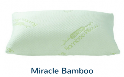 Miracle Bamboo Pillow Review: A Must-read Before Buying It