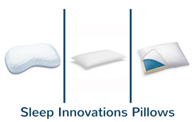 Sleep Innovations Pillows Reviews 2018: Contour, Gel & Versacurve