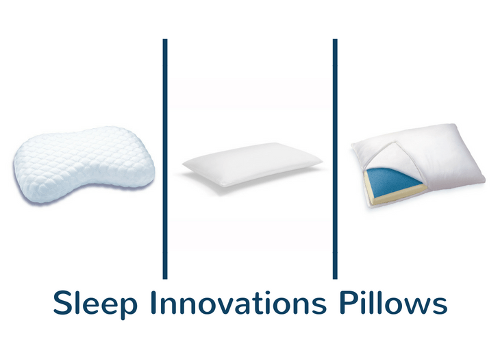 Sleep Innovations Pillows Reviews