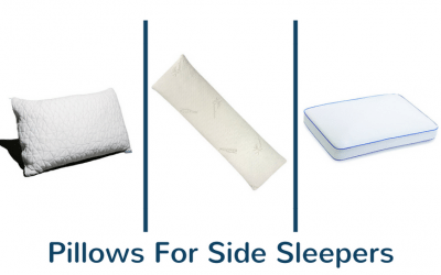 6 Best Pillows for Side Sleepers 2020: Reviews + Buyer's Guide