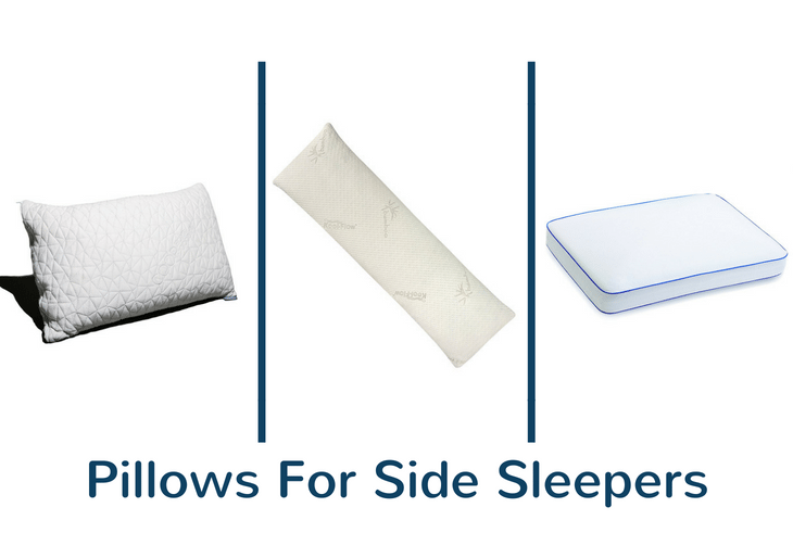 The Best Pillows For Side Sleepers 2018 — Reviews + Buyer's Guide