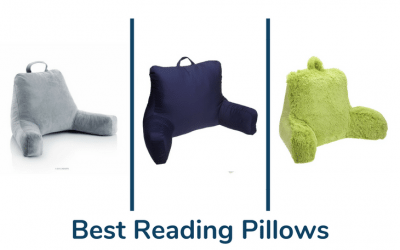 5 Best Reading Pillows of 2020 — Reviews + Buyer's Guide