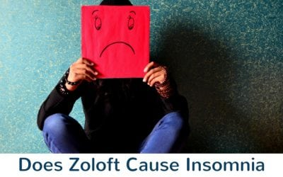 Does Zoloft Cause Insomnia?