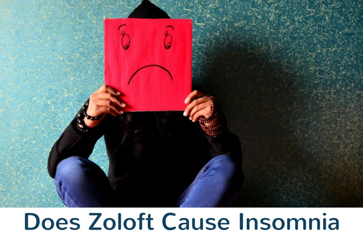 Does Zoloft Cause Insomnia