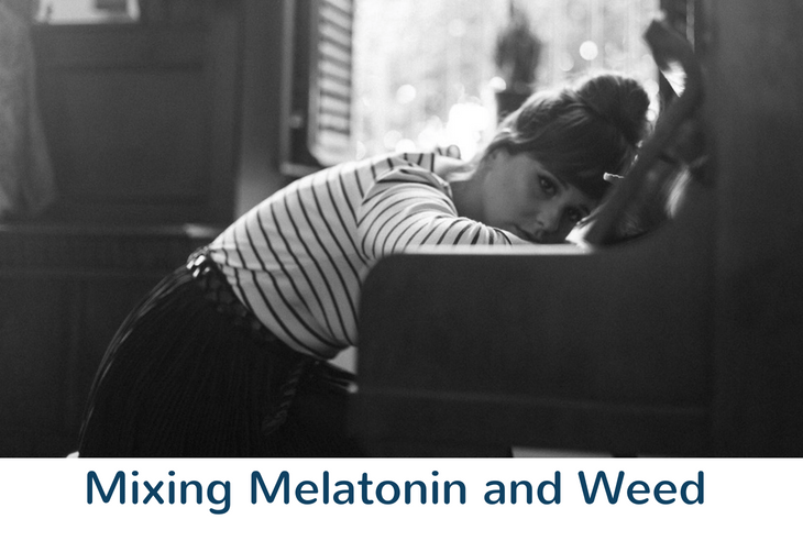 Mixing Melatonin and Weed: Is it Safe?