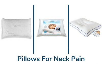 6 Best Pillows For Neck Pain 2020: Reviews + Buyer's Guide
