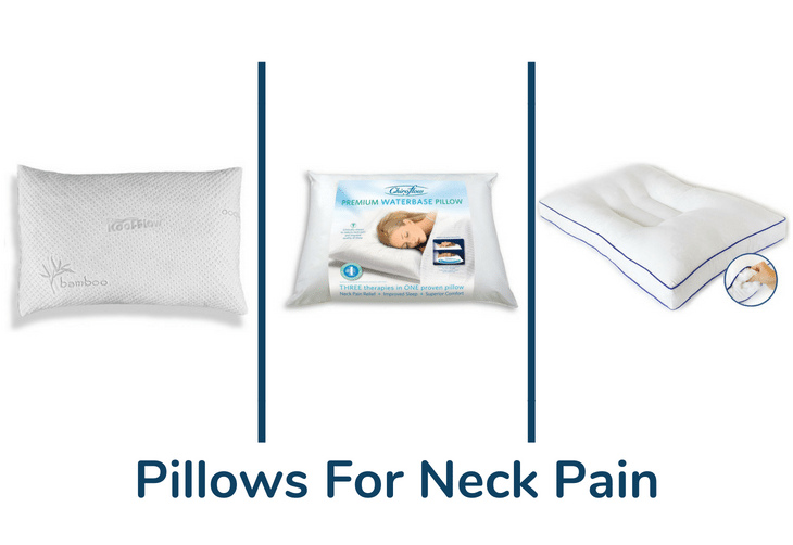 Best Pillow For Neck Pain 2019: Top 5 Picks + Buyers' Guide