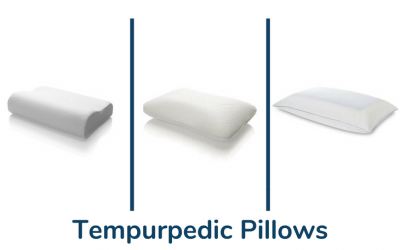 Tempur-Pedic Pillow Reviews 2018: Neck, Cloud Dial Cooling & Symphony