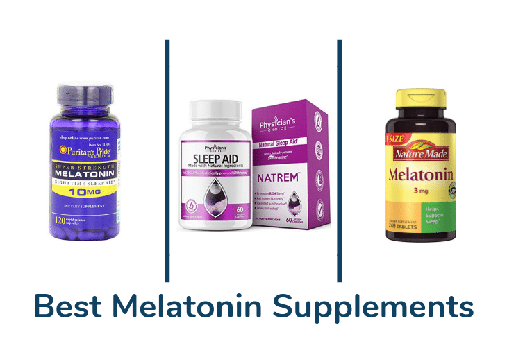 Best Melatonin Supplements of 2019