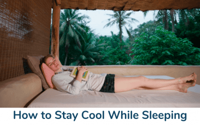 How to Stay Cool While Sleeping