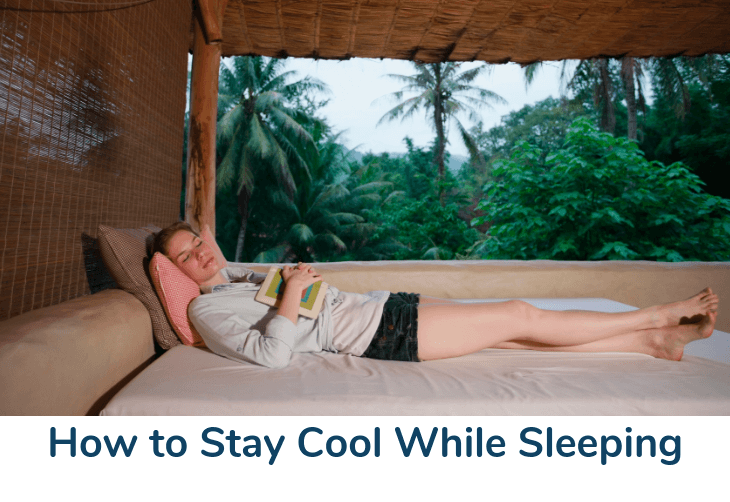 How to Stay Cool While Sleeping 1