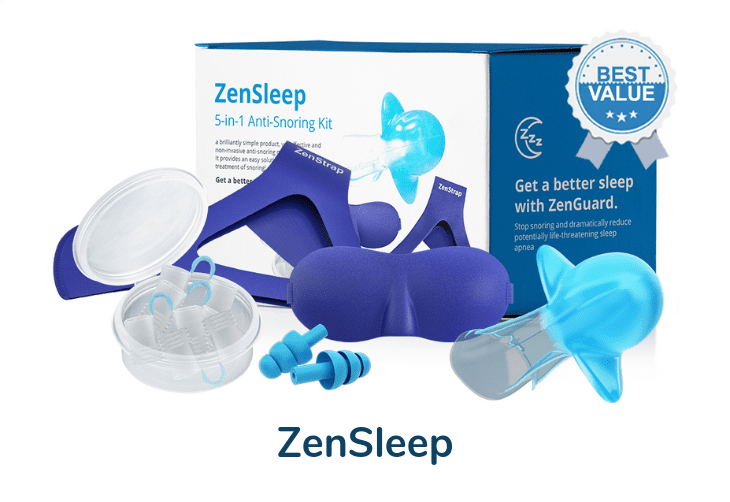 ZenSleep Review: The Best Anti-Snoring System on the Market? 1