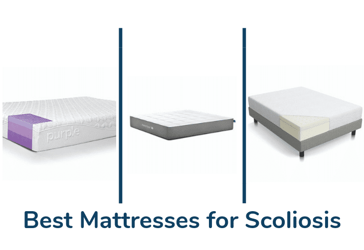 The Top 5 Best Mattresses for Scoliosis—A Complete Sleeper's Guide
